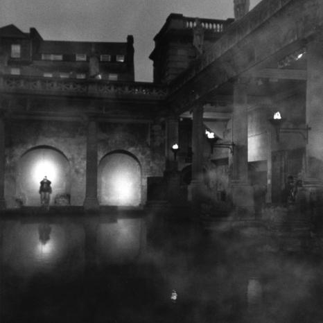 Roman Baths, England_HNU