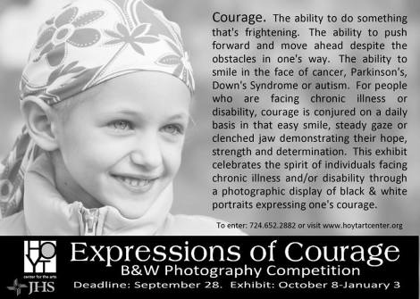 Expressions of Courage